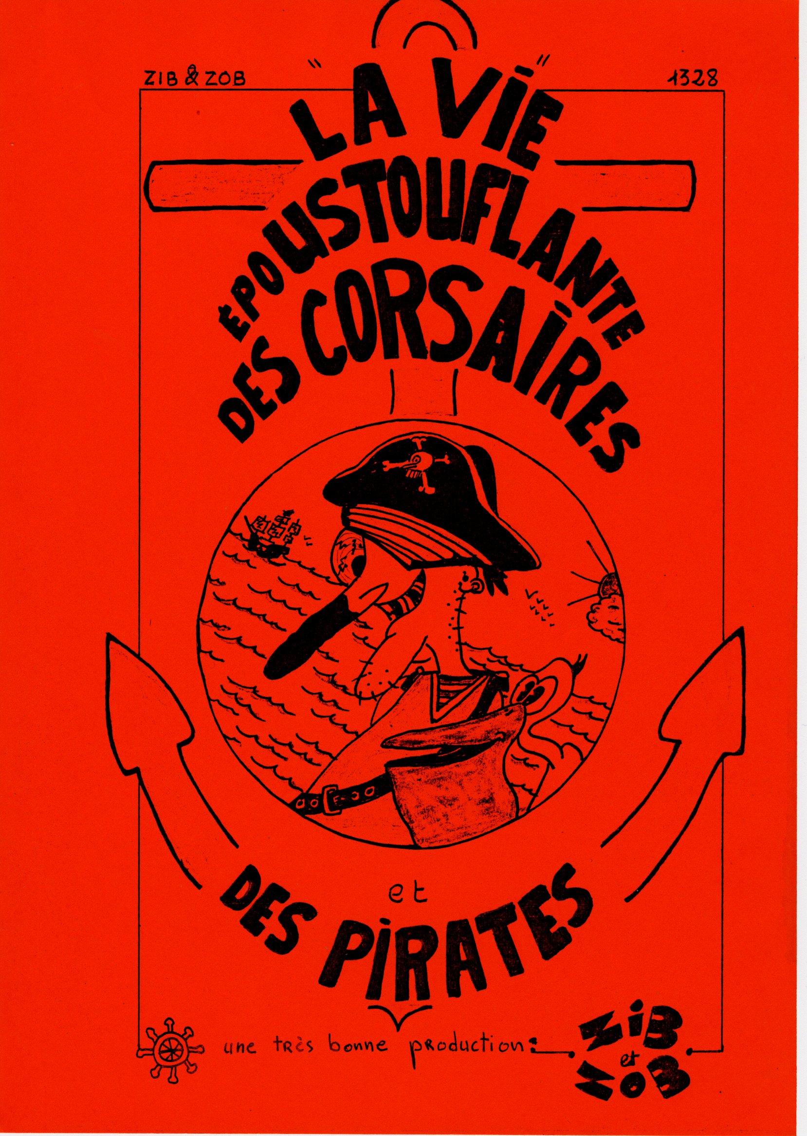 page 1328 Zib et Zob LA VIE EPOUSTOUFLANTE DES CORSAIRES
