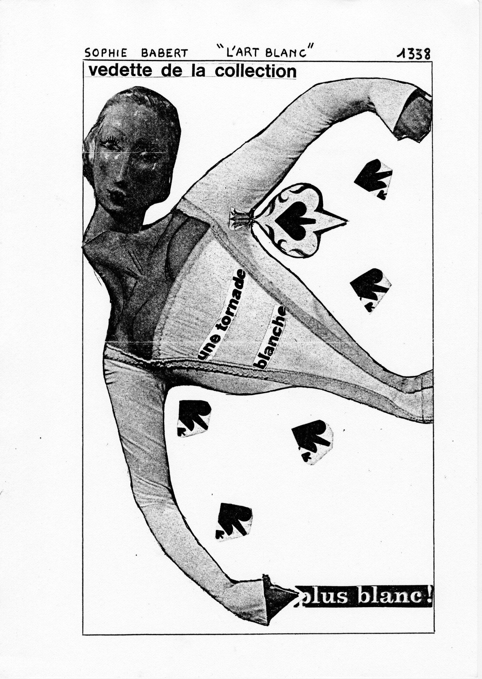page 1338 S. Babert L'ART BLANC