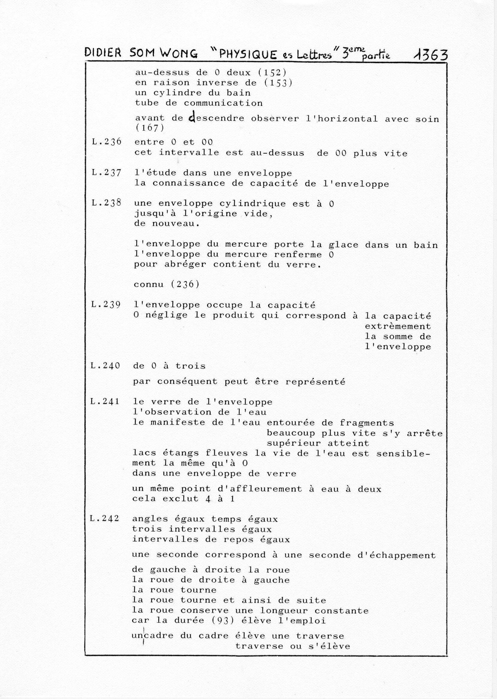 page 1363 D. Som Wong PHYSIQUE Es Lettres 3ème partie