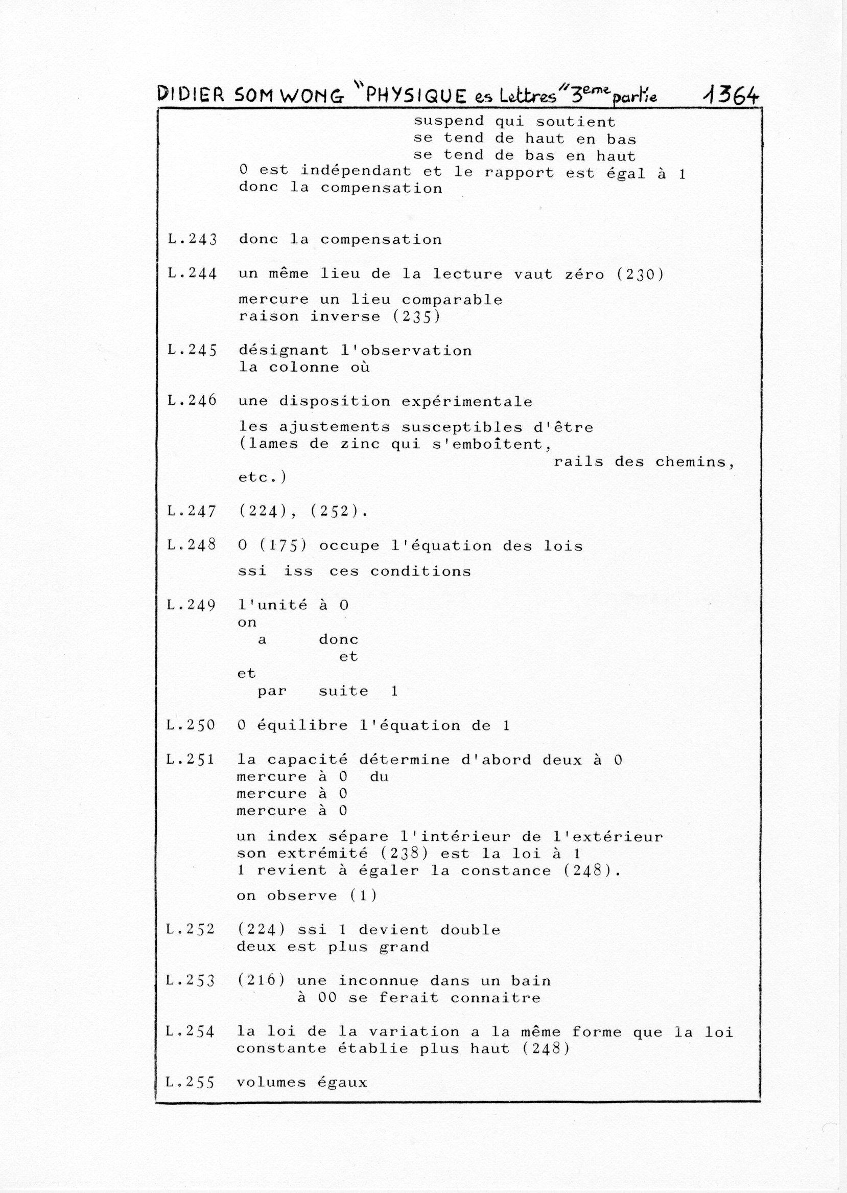 page 1364 D. Som Wong PHYSIQUE Es Lettres 3ème partie