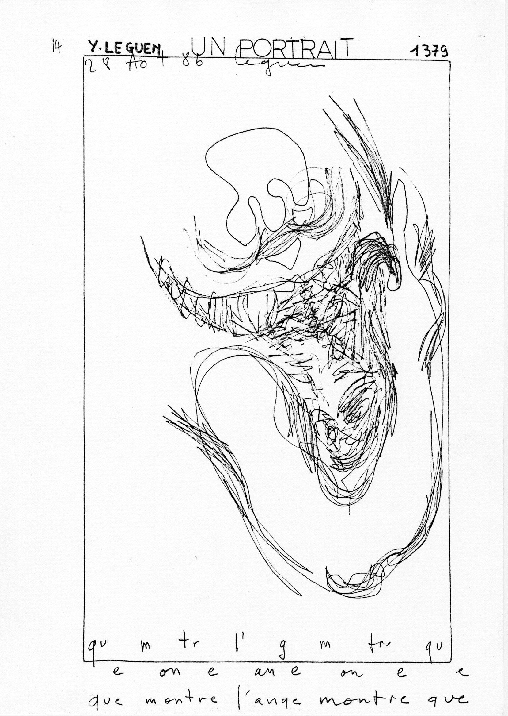page 1379 Y. Leguen UN PORTRAIT