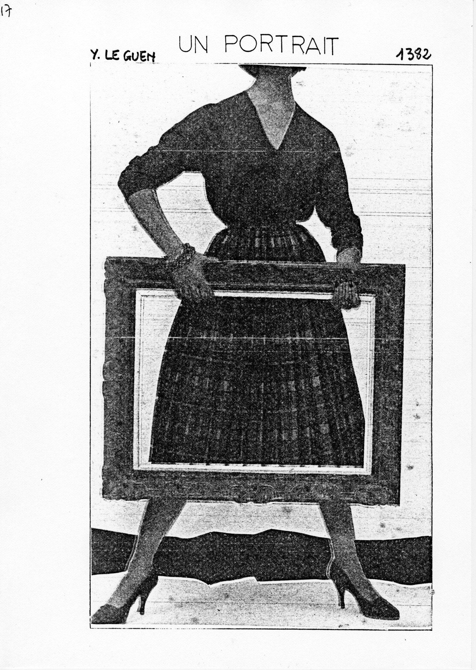 page 1382 Y. Leguen UN PORTRAIT