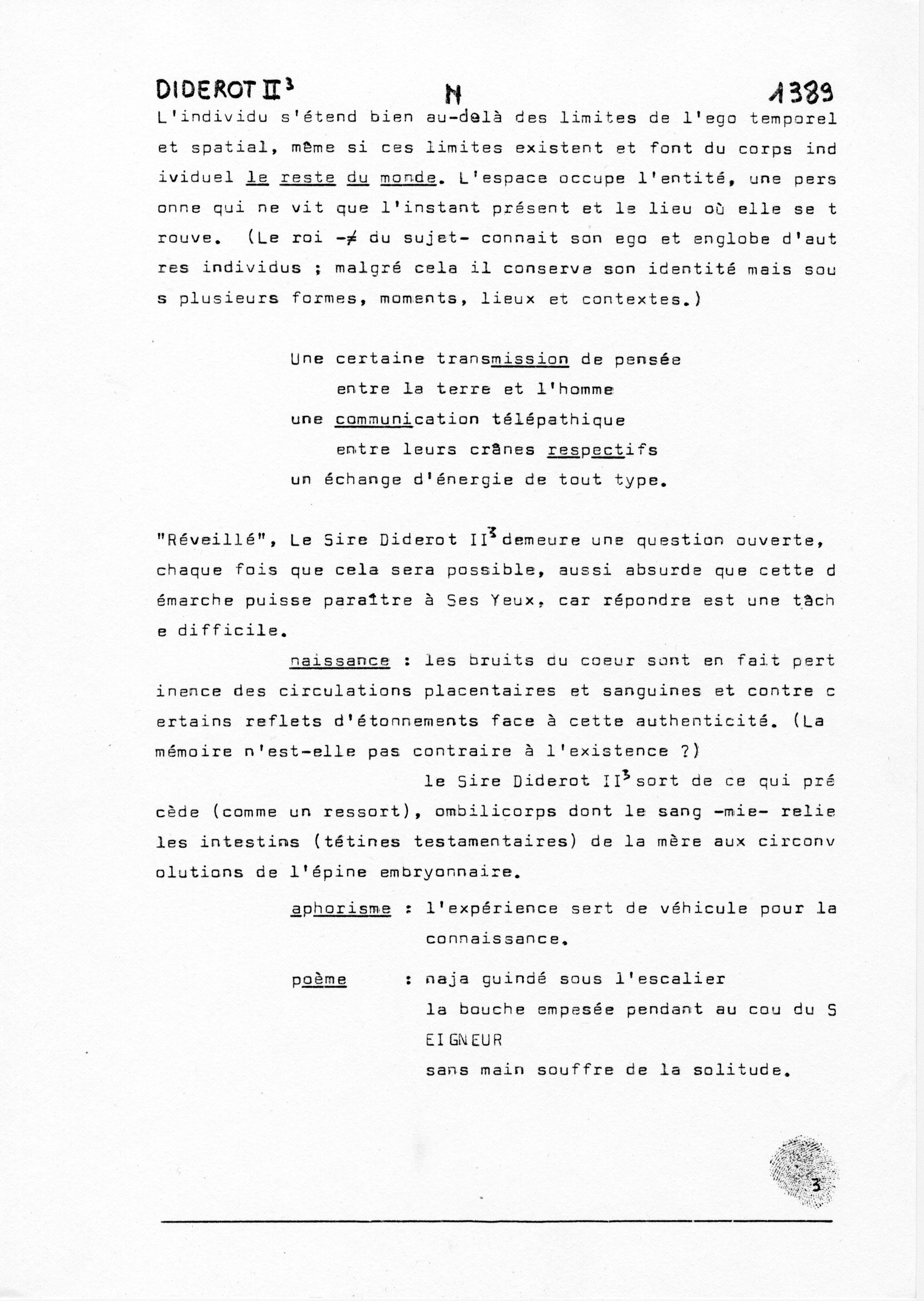 page 1389 Diderot II p3 N