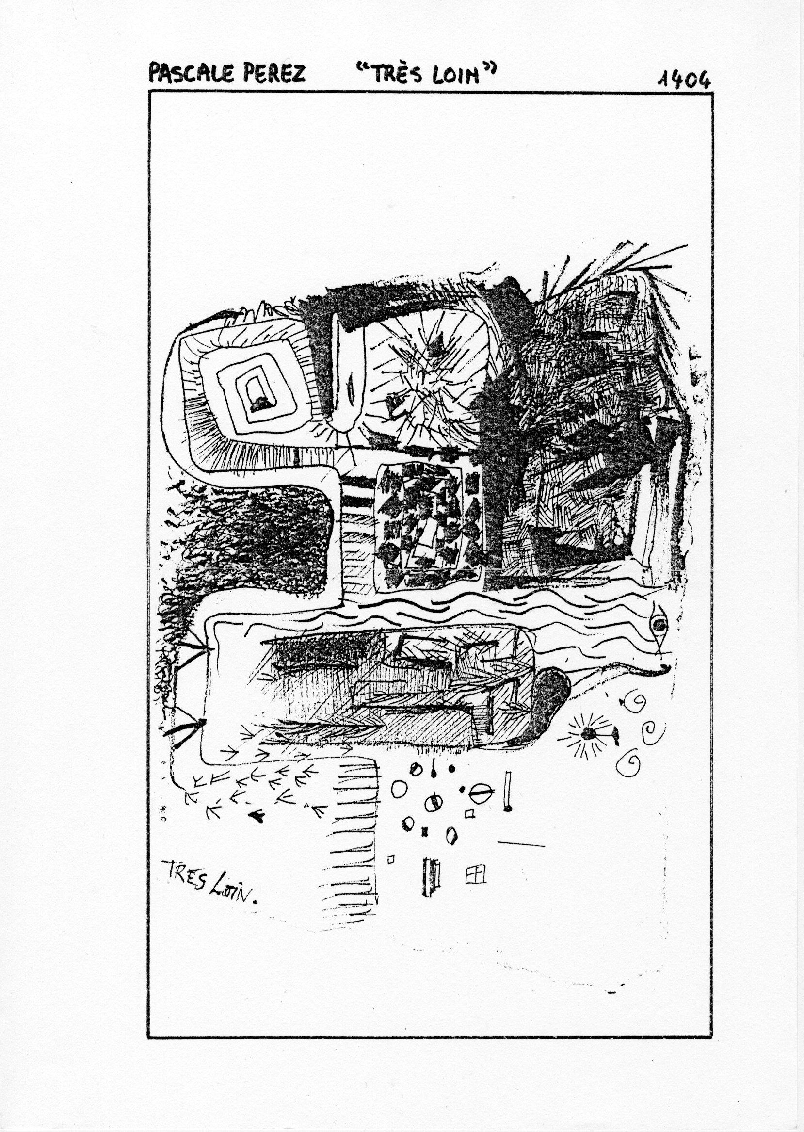 page 1404 P. Pérez TRES LOIN