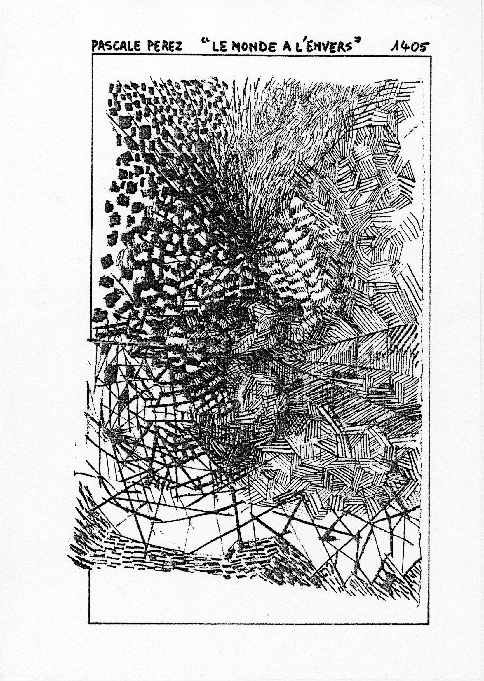 page 1405 P. Pérez LE MONDE A L'ENVERS