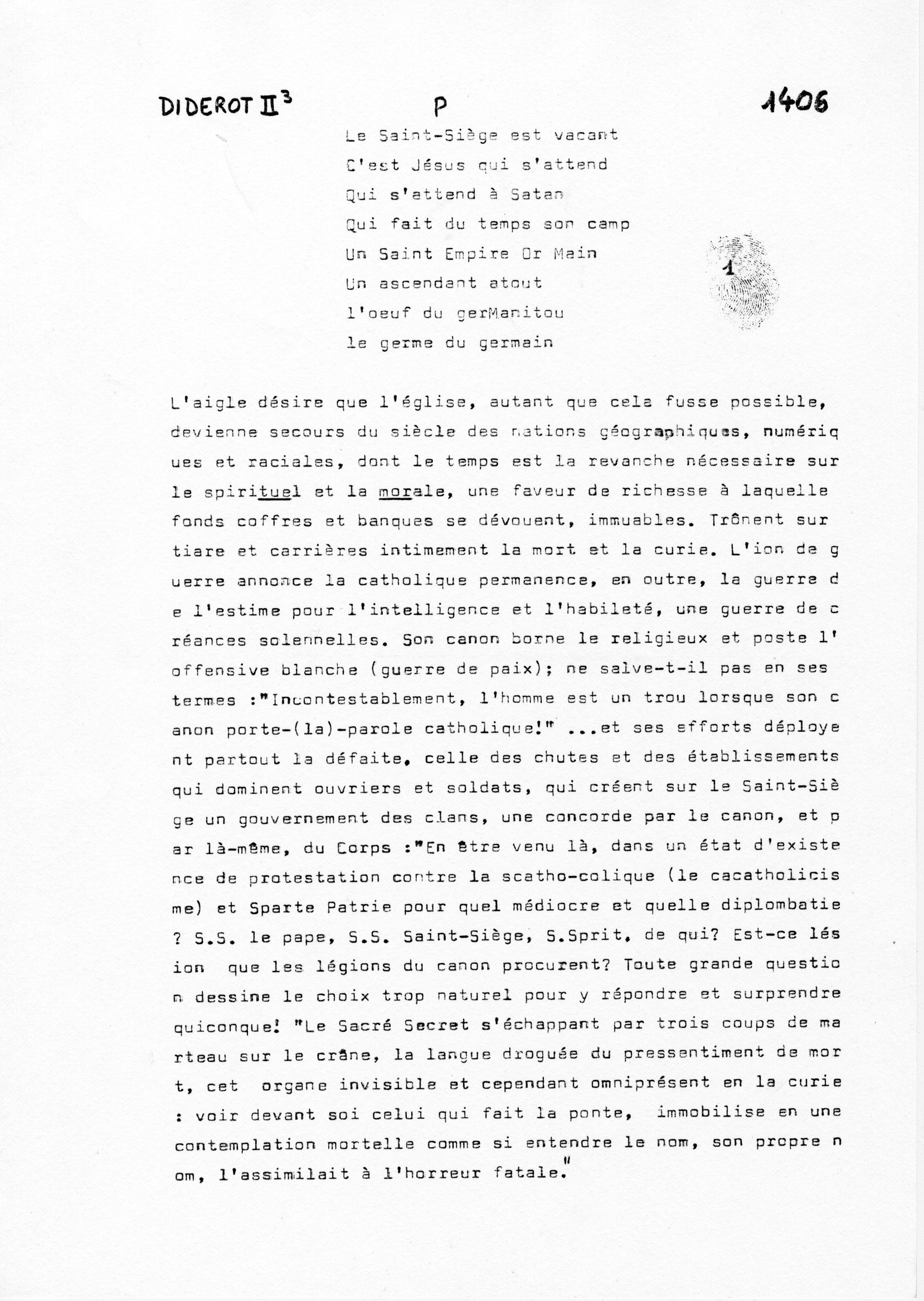 page 1406 Diderot II p3 P