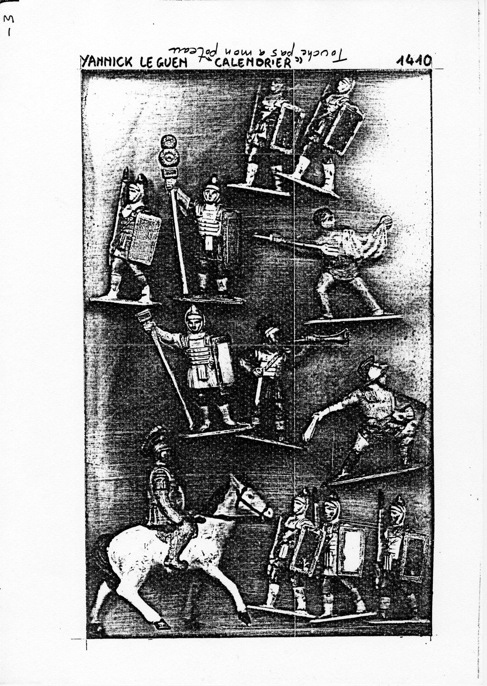 page 1410 Y. Leguen CALENDRIER